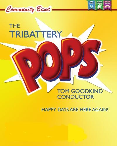 "Album cover ""Happy Days Are Here Again"""